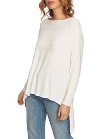 1.STATE - Ribbed Tunic Top