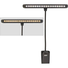 Auray M-LED18-CL 18-LED Clip-On Music Stand Goosen