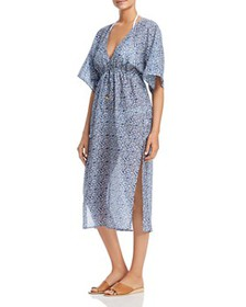 Tory Burch - Floral Dress Swim Cover-Up