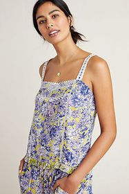 Anthropologie Easy Slumber Sleep Cami