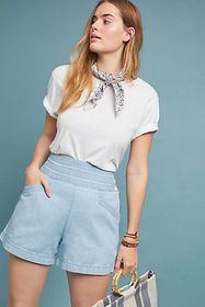 Anthropologie Harbor Shorts