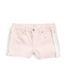 JESSICA SIMPSON Little Girls Denim Shorts