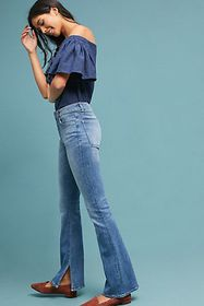 Anthropologie DL1961 Bridget Mid-Rise Bootcut Jean