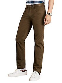 Brooks Brothers Red Fleece Classic Cotton Pants IV