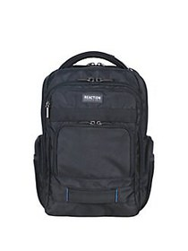 Kenneth Cole REACTION Pindot Triple Compartment Co
