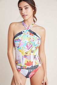 Anthropologie Jai Vasicek Paradiso One-Piece Swims