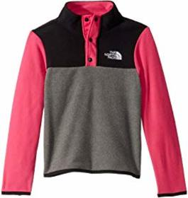 The North Face Kids Glacier 1/4 Snap (Little Kids/