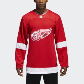 Adidas Red Wings Home Authentic Pro Jersey