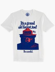Lucky Brand Smokey Grand Old Forest Tee