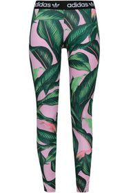 ADIDAS ORIGINALS Farm printed stretch leggings