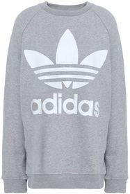 ADIDAS ORIGINALS Oversized printed mélange French