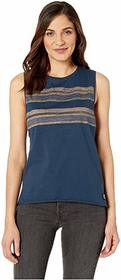 Hurley Pendleton Badlands Biker Tank Top