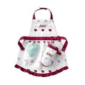American Girl™ by Williams Sonoma Hearts Doll Apro