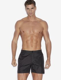 Armani SWIMMING TRUNKS WITH REAR POCKET