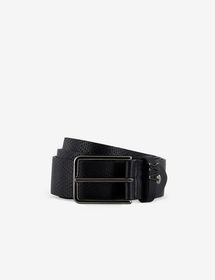 Armani BELT WITH THIN BUCKLE