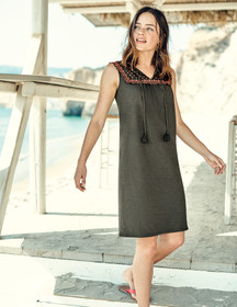 Boden Nella Jersey Dress