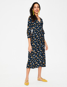 Boden Floris Wrap Dress