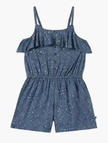 Lucky Brand Girls S-xl Loriann Romper