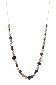 Alexis Bittar Mosc Beaded Long Necklace