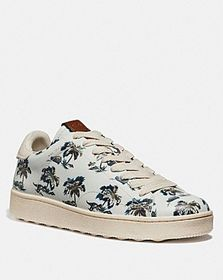 Coach c101 with dino palm print