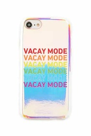 Forever21 Vacay Mode Graphic Case for iPhone 6/7/8