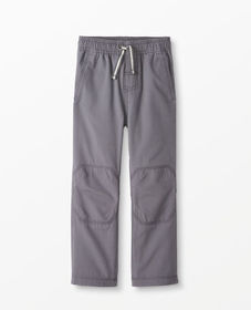 Hanna Andersson Double Knee Canvas Pants