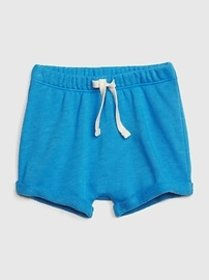 Baby Pull-On Shorts in French Terry