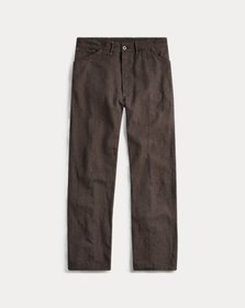 Ralph Lauren Cotton-Linen Twill Pant