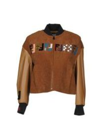 FENDI - Leather jacket