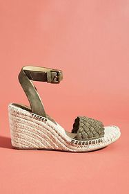 Anthropologie Splendid Tasman Wedges