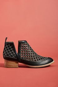 Anthropologie Jeffrey Campbell Taggart Booties