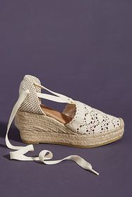 Anthropologie Anthropologie Emmylou Wedge Espadril
