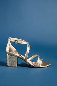 Anthropologie Sam Edelman Stacie Strappy Heels
