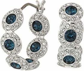 Swarovski Angelic Hoop Pierced Earrings