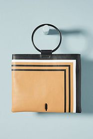 Anthropologie Le Pouch Ring Bag