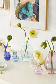 Anthropologie Bauble Bud Vase