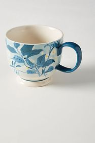 Anthropologie Paule Marrot Francaise Mug