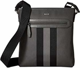 Bally Currios Ballistic Nylon Messenger