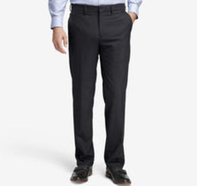 Johnston Murphy Slim Fit Dress Pants