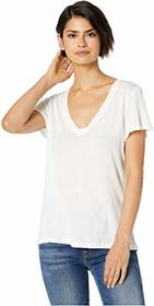 Splendid Kate Short Sleeve Modal Jersey V-Neck Tee
