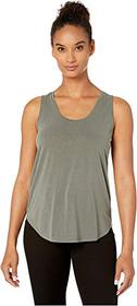 Lucky Brand Sandwash Scoop Neck Tank