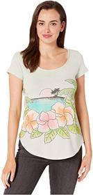 Lucky Brand Tropical Island Tee