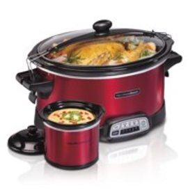 Hamilton Beach 7 Quart Stay or Go Programmable Slo