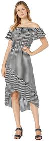 Tommy Bahama Palm Party Over the Shoulder Midi Dre