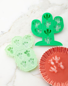 Sunnylife Cactus Ice Trays Set of Two
