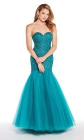 Alyce Paris - 60229 Strapless Bead-Embellished Tru