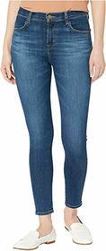 J Brand Alana High-Rise Crop Skinny in Arcade