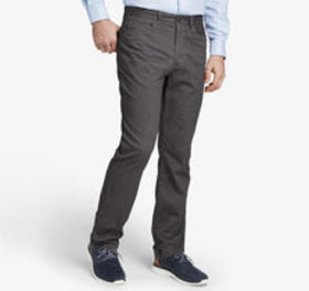 Johnston Murphy XC4® Regular Fit Five Pocket Pants