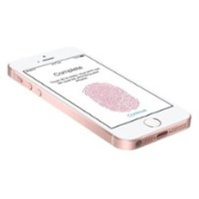 Apple - Pre-Owned iPhone SE with 16GB Memory Cell