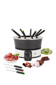 NutriChef Fondue Maker Electric Melting Pot Cooker